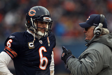Mike Martz Divisional Playoffs - Seattle Seahawks v Chicago Bears