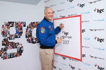 Mike Massimino Annual Charity Day Hosted By Cantor Fitzgerald, BGC and GFI - BGC Office - Arrivals