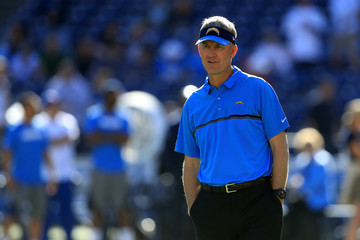 Mike McCoy Tampa Bay Buccaneers v San Diego Chargers