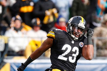 Mike Mitchell Wild Card Round - Miami Dolphins v Pittsburgh Steelers