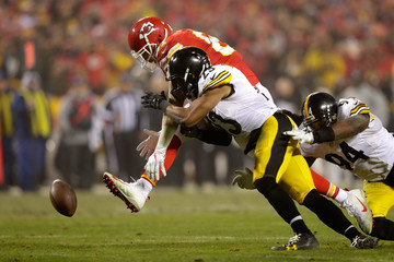 Mike Mitchell Divisional Round - Pittsburgh Steelers v Kansas City Chiefs