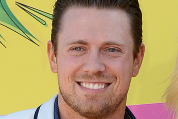 Mike Mizanin Nickelodeon's 26th Annual Kids' Choice Awards - Arrivals