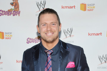 "Mike Mizanin ""Scooby Doo! WrestleMania Mystery"" New York Premiere"