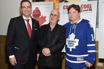 Mike Myers 'Being Canadian' New York Premiere