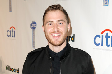Mike Posner Inside Billboard's Grammy Afterparty