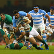 Mike Ross Ireland v Argentina - Quarter Final: Rugby World Cup 2015