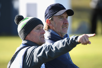 Mike Rutherford Alfred Dunhill Links Championship - Day One
