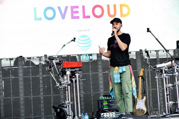 Mike Shinoda LOVELOUD Festival 2018 Powered By AT&T