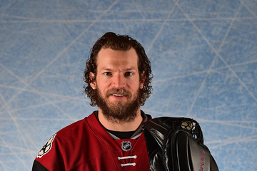 Mike Smith 2017 NHL All-Star - Portraits
