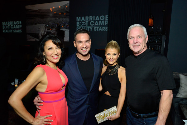 Premiere Party For the Third Season of Marriage Boot Camp Reality Stars