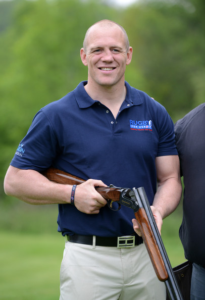 Mike Tindall Photos Photos - Celebrity Golf Classic in ...
