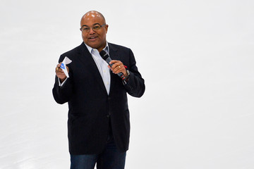 Mike Tirico Team USA Media Summit - Demo Events