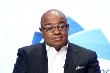 Mike Tirico 2017 Summer TCA Tour - Day 10