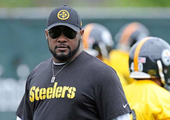 Image result for mike tomlin steelers