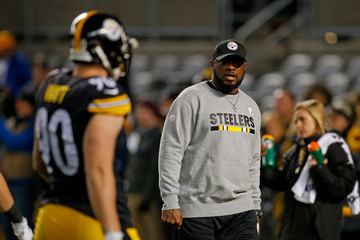 Mike Tomlin Green Bay Packers v Pittsburgh Steelers