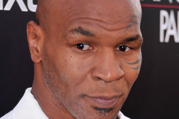 "Mike Tyson Premiere Of Warner Bros. ""The Hangover Part II"" - Red Carpet"