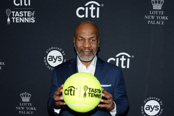 Mike Tyson Citi Taste Of Tennis - Arrivals