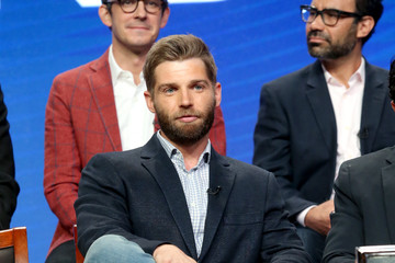 Mike Vogel 2017 Summer TCA Tour - Day 10