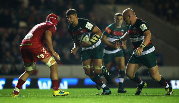 Leicester Tigers v Scarlets - Heineken Champions Cup