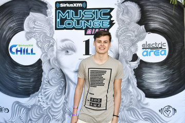Mike Williams SiriusXM Music Lounge At 1 Hotel South Beach - Day 1