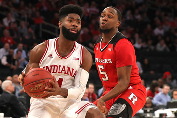 Mike Williams Big Ten Basketball Tournament - Second Round