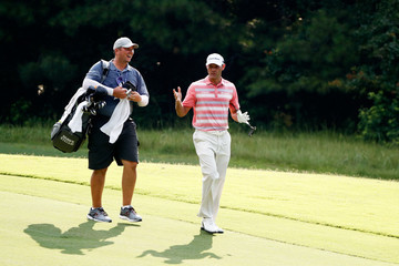 Mike Wolfe Barbasol Championship - Round Two