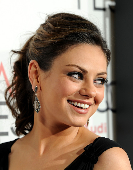 "Mila Kunis Actress Mila Kunis arrives at the ""Black Swan"" closing night gala during AFI FEST 2010 presented by Audi held at Grauman's Chinese Theatre on November 11, 2010 in Hollywood, California."