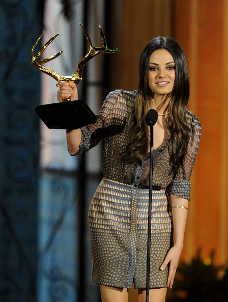 "Mila Kunis - Spike TV's 5th Annual 2011 ""Guys Choice"" Awards - Show"