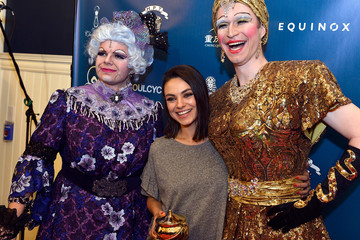 Mila Kunis Hasty Pudding Theatricals Honors Mila Kunis As 2018 Woman Of The Year