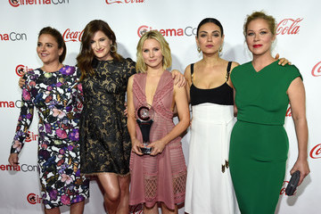Mila Kunis CinemaCon 2016 - The CinemaCon Big Screen Achievement Awards Brought To You By The Coca-Cola Company - Red Carpet