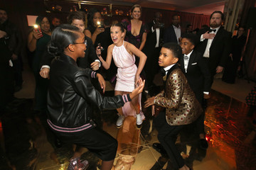 Miles Brown Marsai Martin Netflix Hosts the SAG After Party at the Sunset Tower Hotel