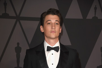 Miles Teller Academy of Motion Picture Arts and Sciences' 9th Annual Governors Awards - Arrivals