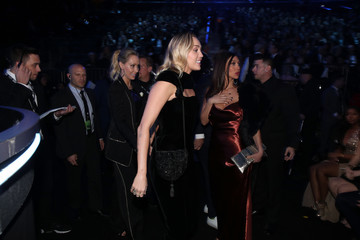 Miley Cyrus 60th Annual GRAMMY Awards - Roaming Show