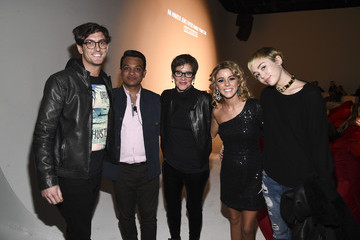 "Miley Cyrus MAC Cosmetics And MAC AIDS Fund World Premiere Of ""It's Not Over"" Film Directed By Andrew Jenks"