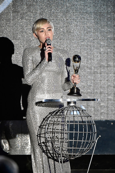 Miley Cyrus - World Music Awards Ceremony