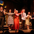 """Maggie Lacey """"The Milk Train Doesn't Stop Here Anymore"""" Broadway Opening Night"""