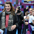 Milla Jovovich Premiere Of Warner Bros. Pictures' 'The Lego Movie 2: The Second Part' - Red Carpet