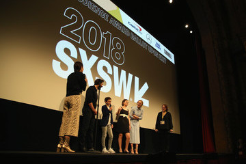 Millicent Simmonds Noah Jupe 'A Quiet Place' Opening Night Screening And World Premiere At The 2018 SXSW Film Festival