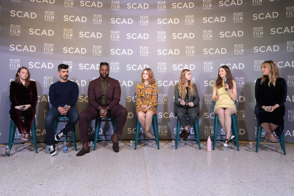 21st SCAD Savannah Film Festival - Entertainment Weekly Breakout Awards Panel