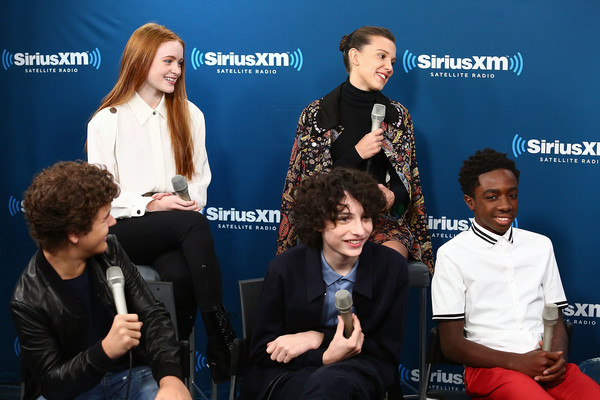 stranger things cast interview
