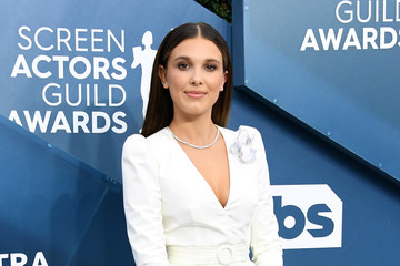 Millie Bobby Brown 26th Annual Screen Actors Guild Awards - Social Ready Content