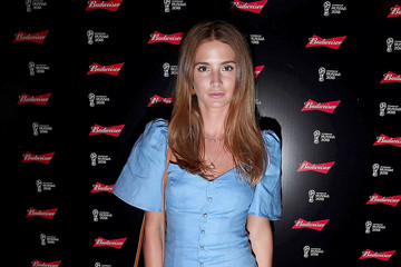 Millie Mackintosh The Budweiser Boat World Cup Launch Party