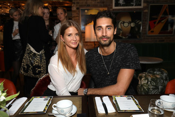 Millie Mackintosh LFW Blogger Afternoon Tea