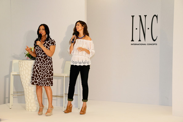 99cb0825084 Camila Alves Hosts INC International Concepts  Spring Fashion Show At  Macy s At The Domain
