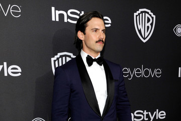 Milo Ventimiglia The 2017 InStyle and Warner Bros. 73rd Annual Golden Globe Awards Post-Party - Red Carpet