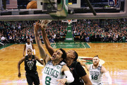 John Henson Shane Larkin Photos Photo