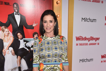 Mimi Rogers 'The Wedding Ringer' Premieres in Hollywood