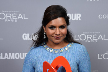 Mindy Kaling Cindi Leive Honors the 2014 Women of the Year