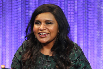 Mindy Kaling 'The Mindy Project' Honored at PaleyFest