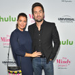 Bellamy Young and Ed Weeks Photos